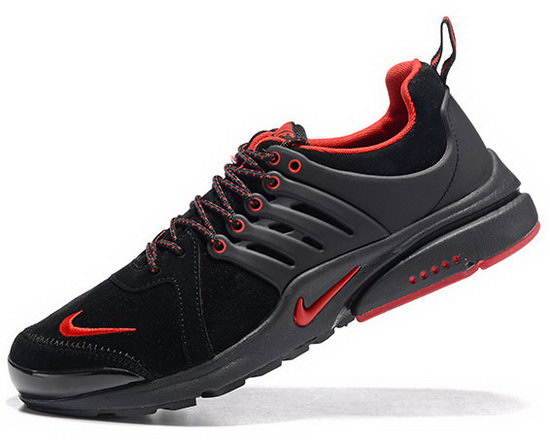 Mens & Womens (unisex) Nike Air Presto Anti-fur Black Red 36-46 Inexpensive